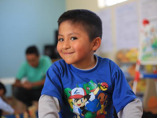 Seguridad alimentaria para niños con anemia - YMCA Perú