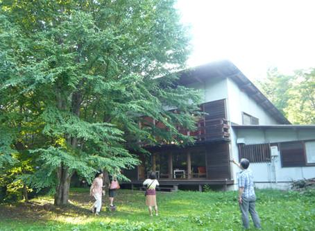 建物探訪 吉村順三「ハ-モニ-ハウス」