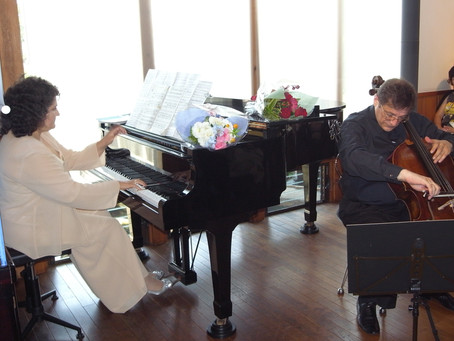「A Pianist's Love,Loss and Life in Takasaki」NHKBS1で放送されます!