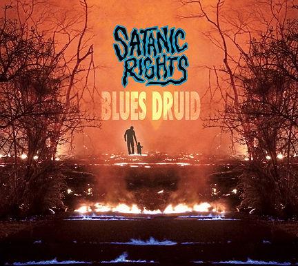 Satanic Rights - Blues Druid  CD