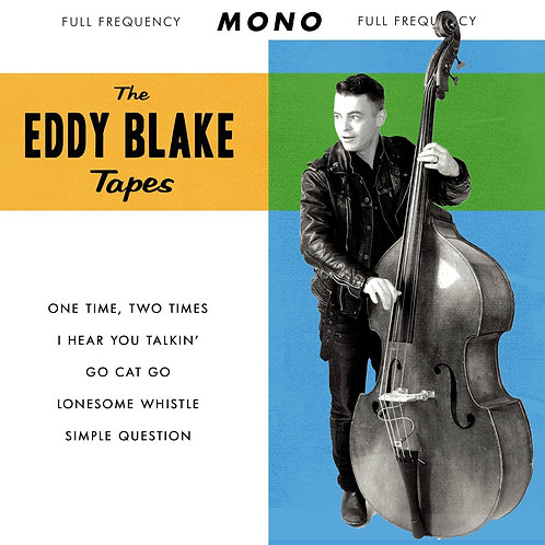 THE EDDY BLAKE TAPES
