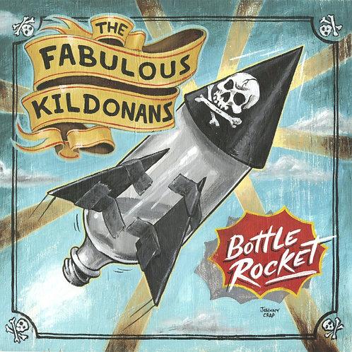 The Fabulous Kildonans - Bottle Rocket  CD