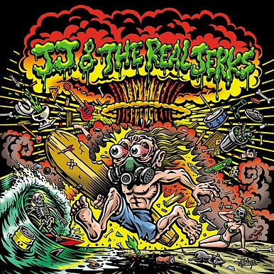 J.J & The Real Jerks - Back to the Bottom  LP