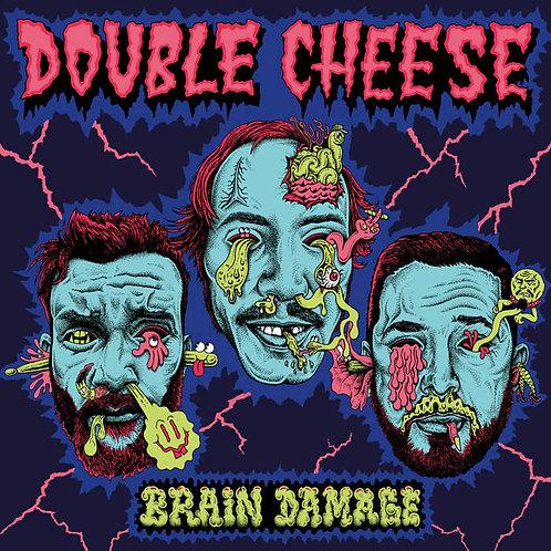 Double Cheese - Brain Damage  LP