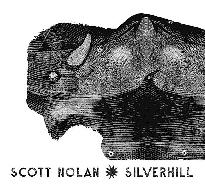 Scott Nolan - Silverhill  CD