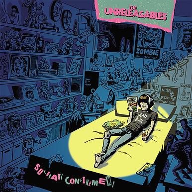 The Unreleasables - Solitary Confinement  LP
