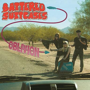 Battered Suitcases - Oblivion  LP