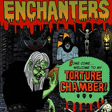 """Enchanters - Torture Chamber  7"""""""