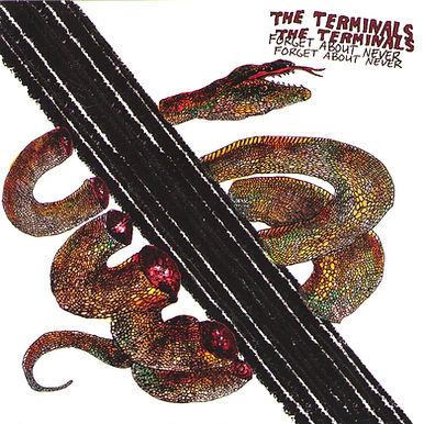 The Terminals - Forget About Never  CD
