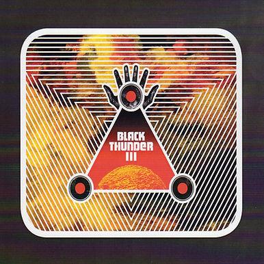 Black Thunder III  CD
