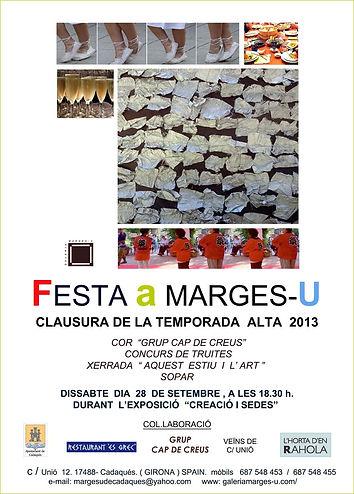 2013.9 CARTEL festa de marges-u.2013のコピー