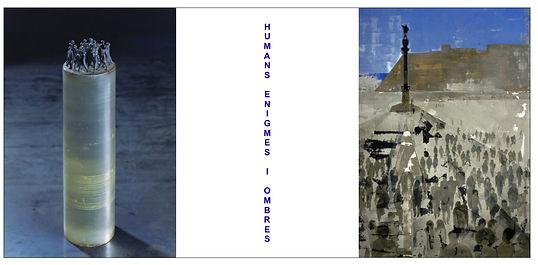 2007-4.Exposicion HUMANS ENIGMES I OMBRE