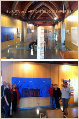 2012-Exposición Ruta d'Art