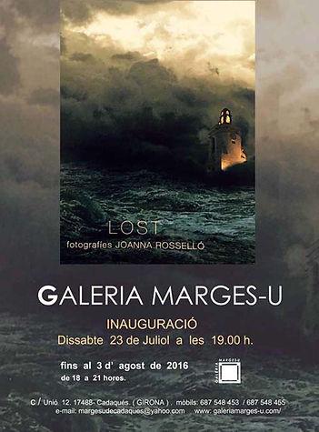 2016-7.-cartel JOANNA ROSSELLÓ expo LOST