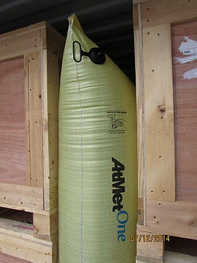 Inflatable Dunnage air bags