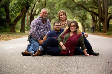 Family Photo Hartsville, SC