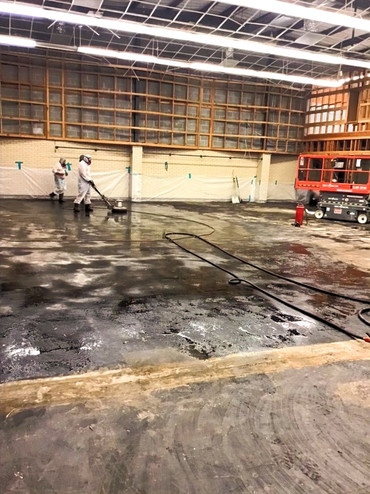 Removing Asbestos Containing Floortile