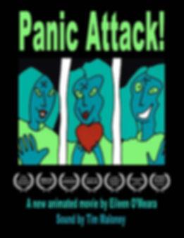 Poster_Panic_Attack_The_Manson_Girls_©Ei