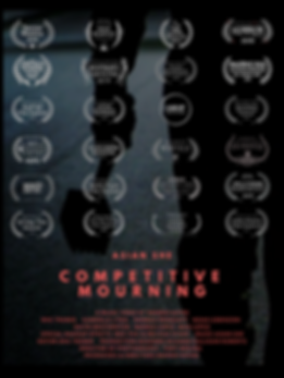 COMPETITIVE MOURNING Festival Poster (11