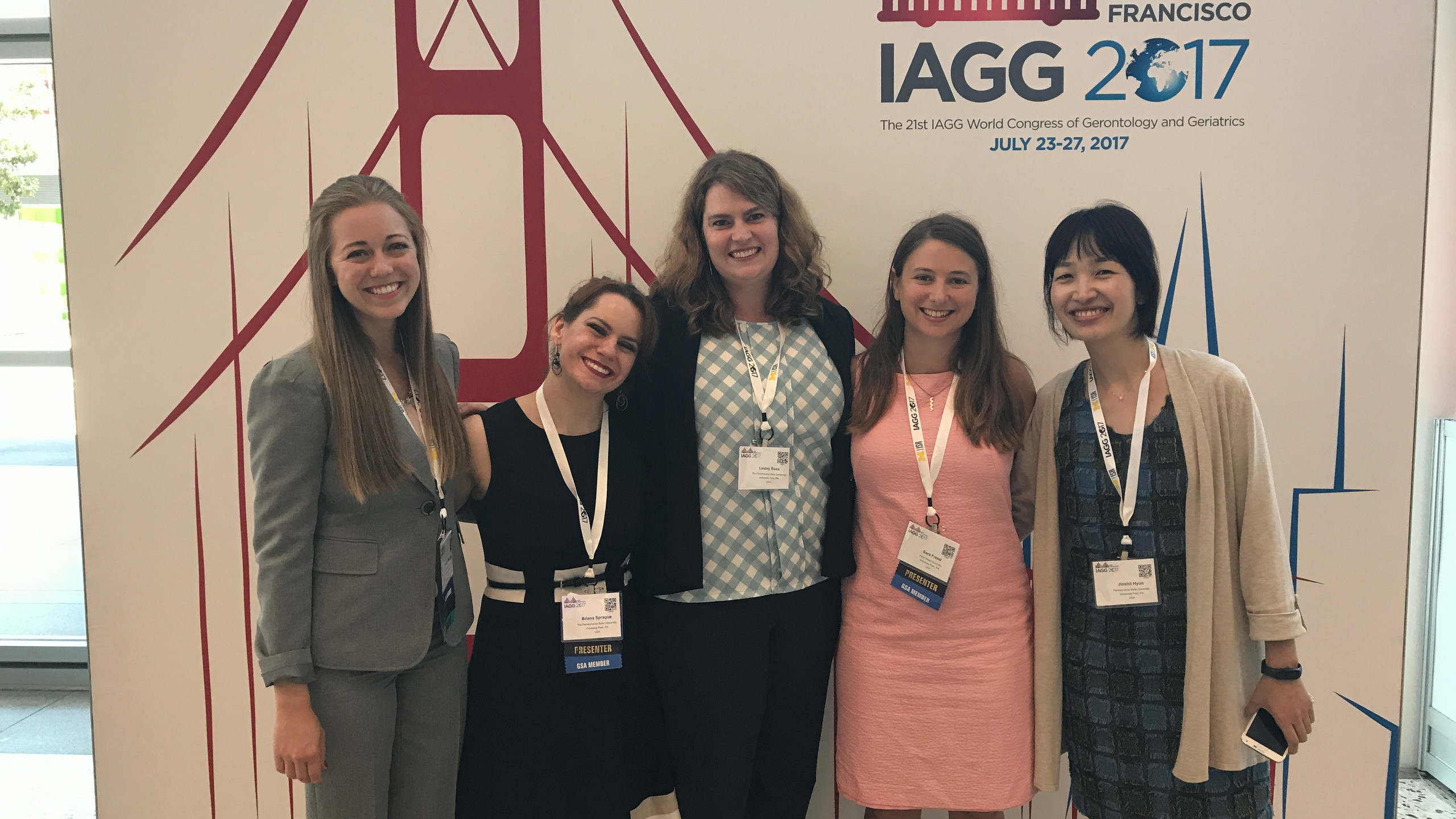 IAGG 2017 Conference
