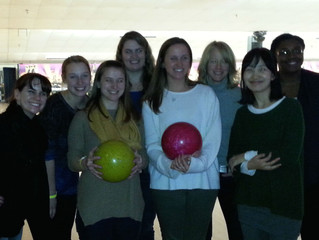 SHAARP Lab goes bowling