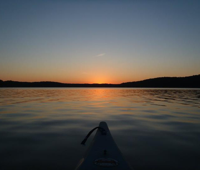 Canoeing into the sunset.jpg