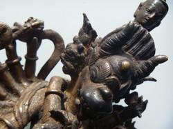 Bronze Buddha China / Tibet