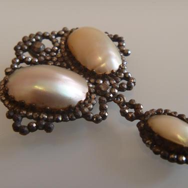 Antique cut steel Jewellery