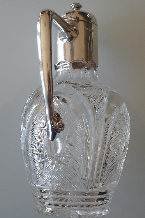 1906 Silver Claret Jug