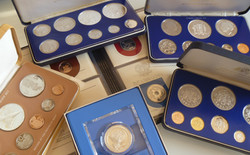 Franklin mint proof coin set
