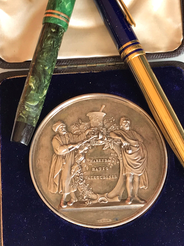 Historic medal