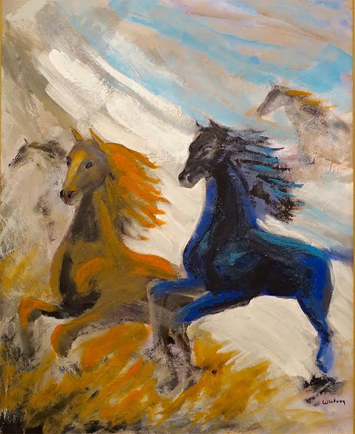 winfrey-horses