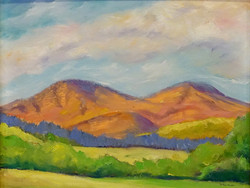 Dorothy Blackwell little and big house mountain ois