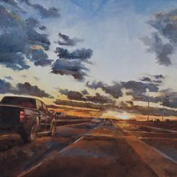 610 at sunset JWB