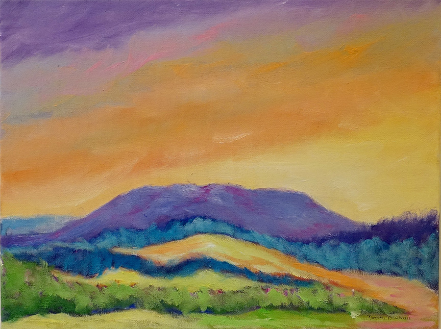 Dorothy blackwell house mountain-oils