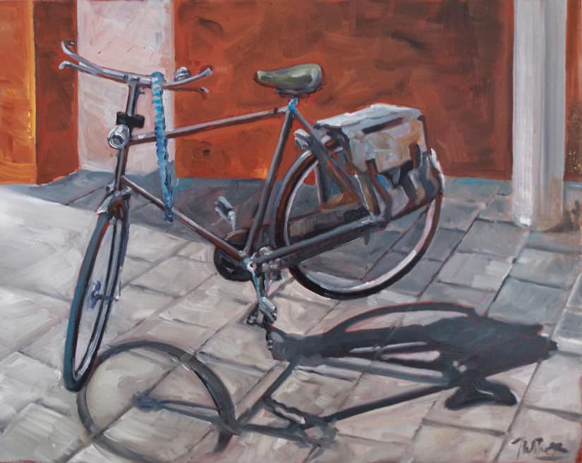 bike-oil-on-board-11_x14_