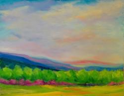 Dorothy Blackwell Virginia landscape #2