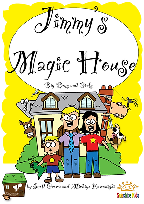 JImmy's Magic House book 3