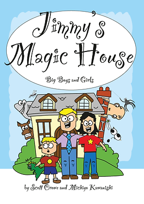 JImmy's Magic House book 2