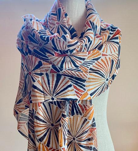 Von Troska Silk/Modal Scarf UFSM