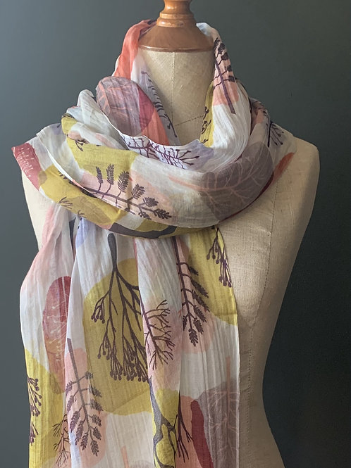 Directions Treehouse Scarf