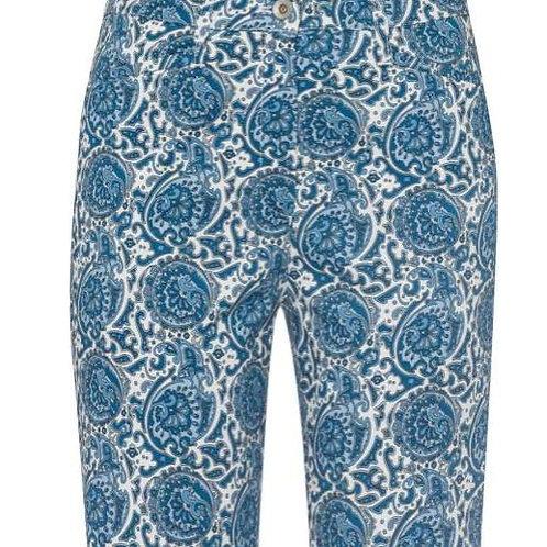 Brax  Raphaela Lorella Printed Pant