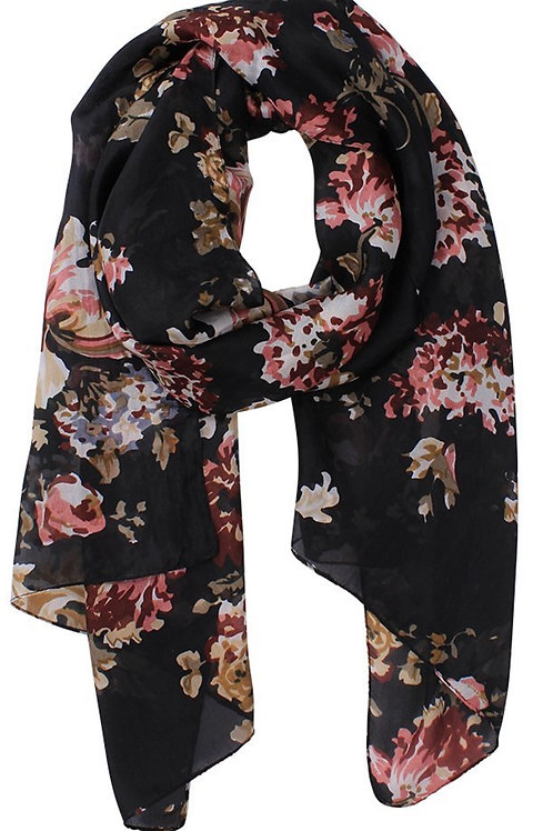 D Lux Ainsley Silk Scarf