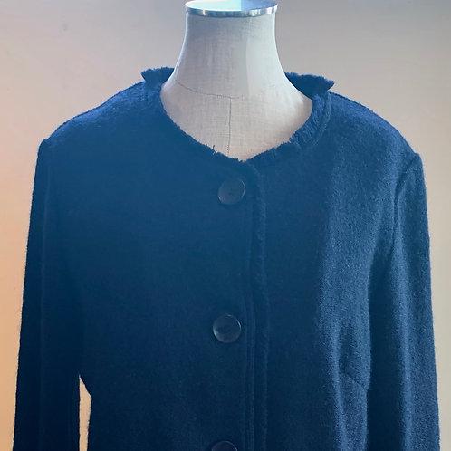 See Saw Aurelie Fray Trim Jacket