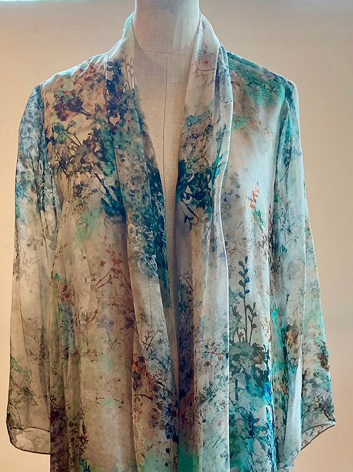 Von Troska Cathy Printed Jacket