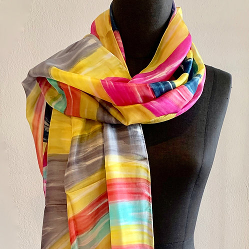 Directions Swish Silk  Scarf