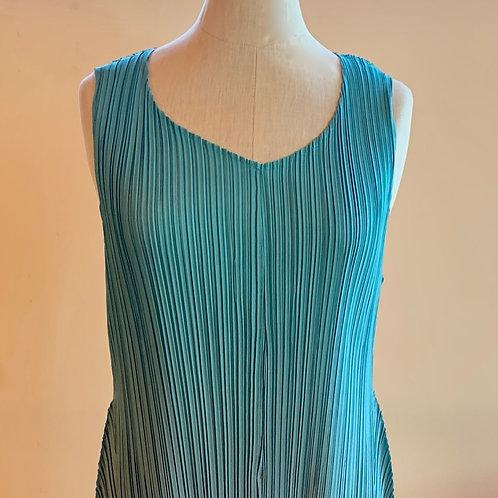 Alquema Estrella Pleated Dress