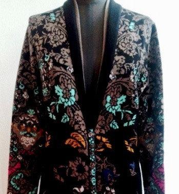 IVKO Milan Long Jacket