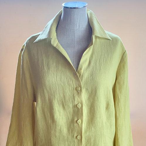 Von Troska Cristale  Linen Shirt