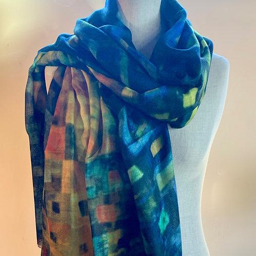 Von Troska Wool/Silk Scarf 2
